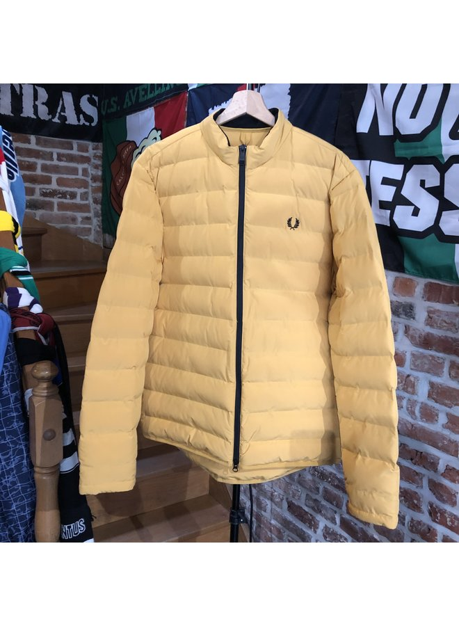 Insulated jacket gold