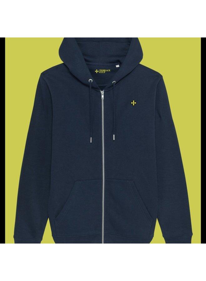 Spotter hoodie navy