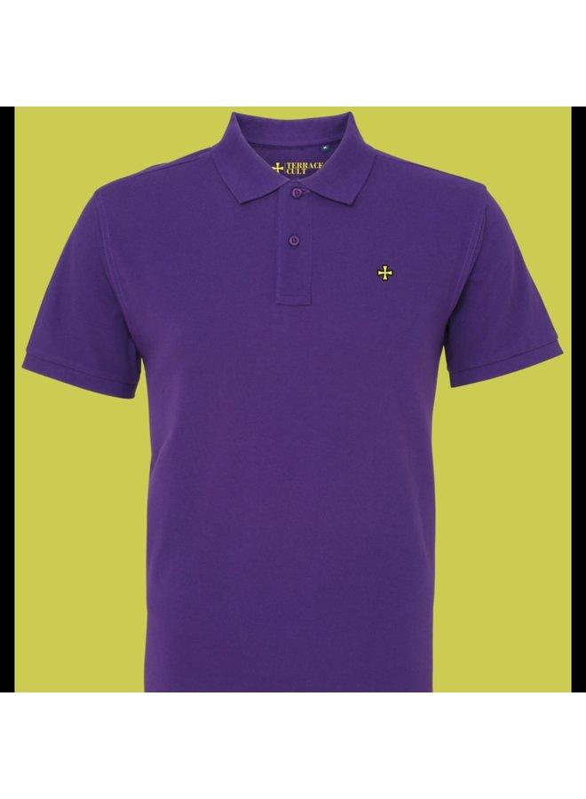 Cult x polo purple