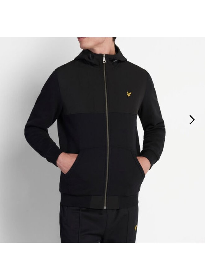 Softshell jacket jet black