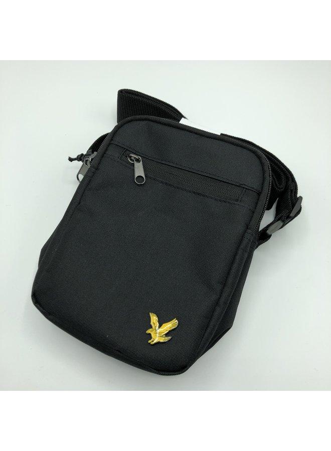 Reporter bag true black