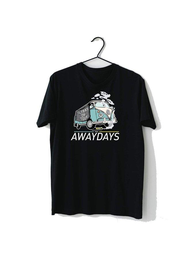 T-shirt district «awaydays»