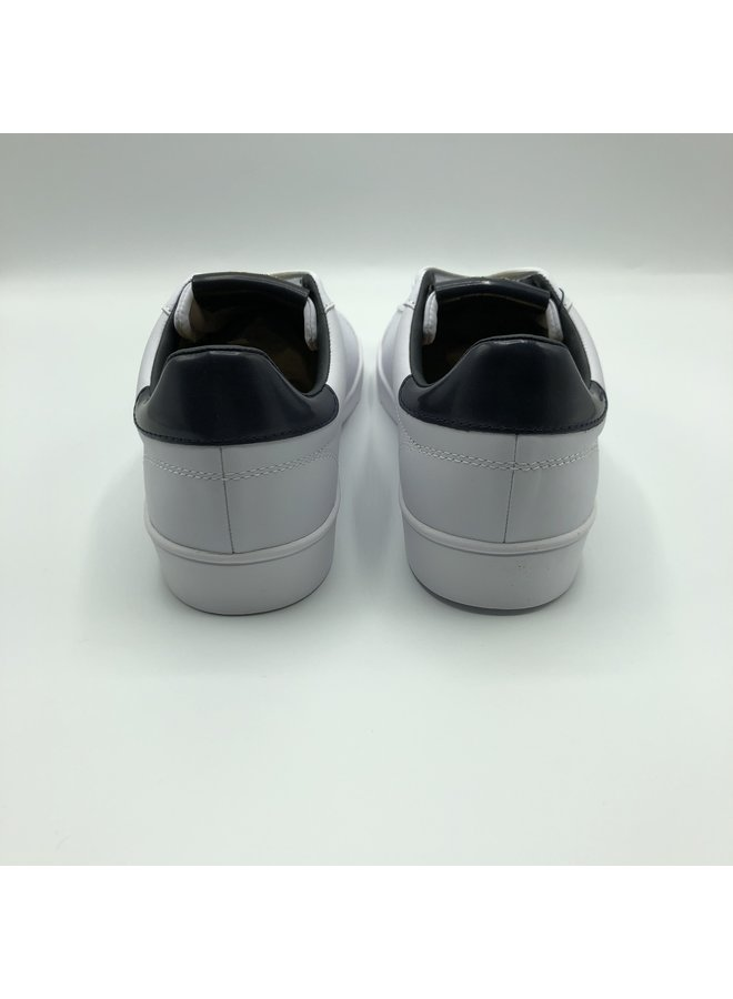 Spencer leather tab