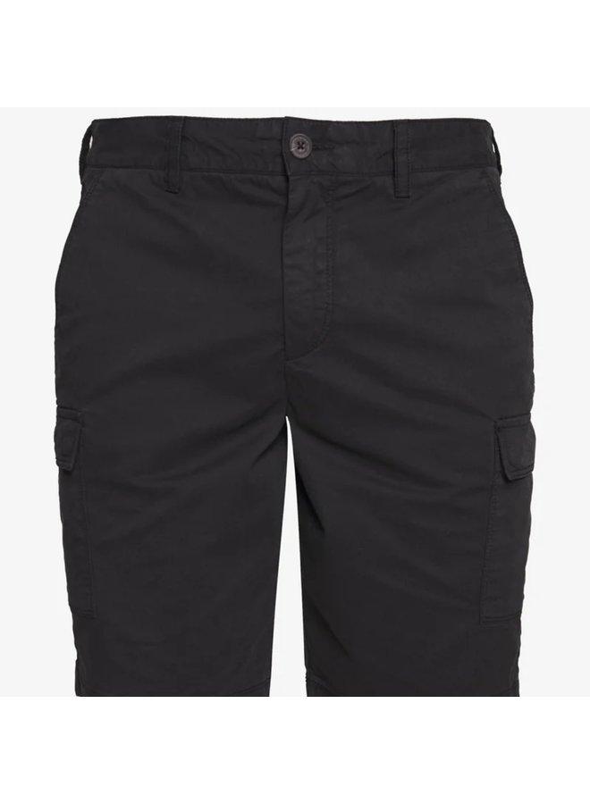 Cargo shorts jet black