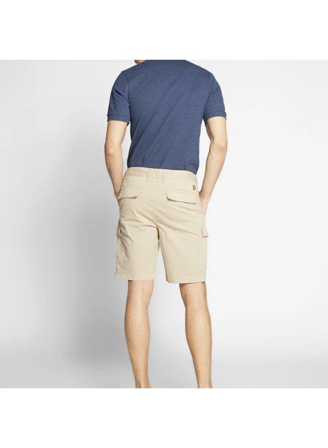 Cargo shorts - stone