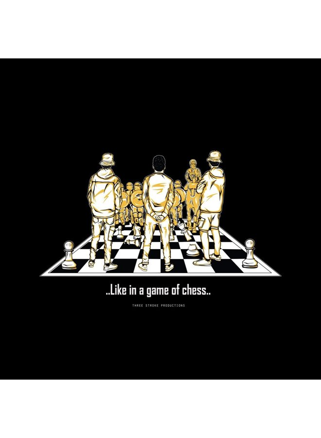 Game of chess - black