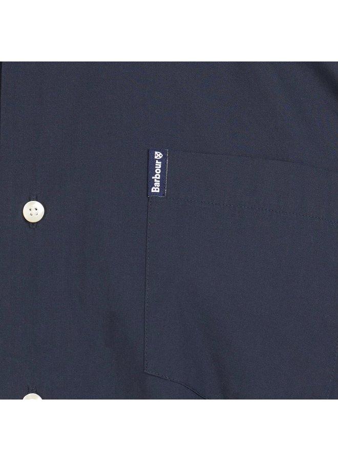 Barbour headshaw shirt - navy