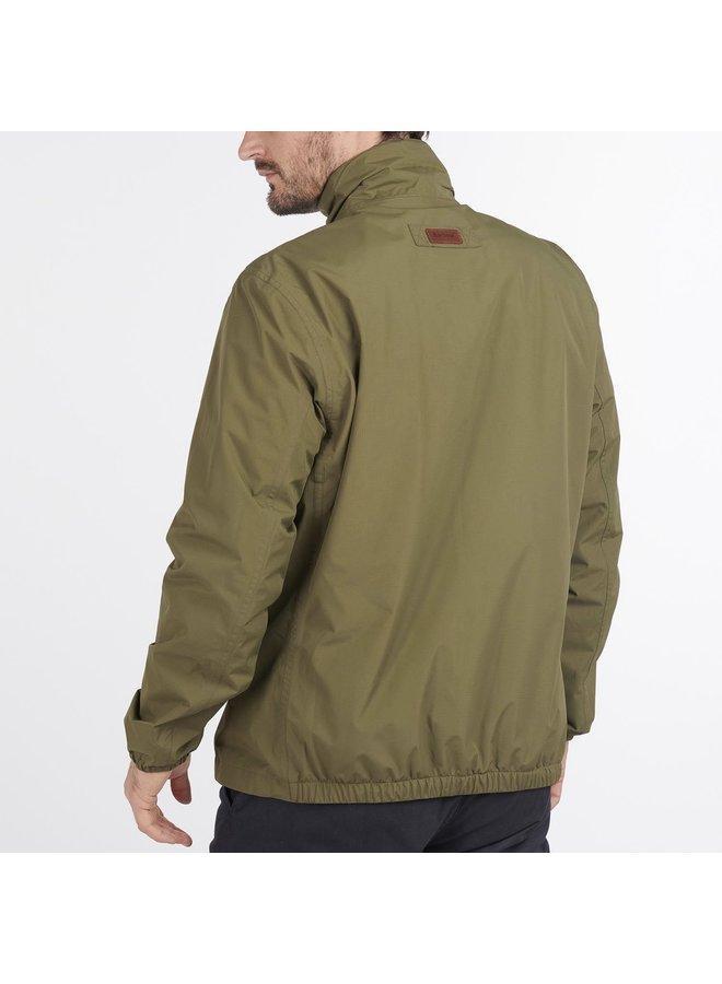 Barbour brinkburn jacket - olive