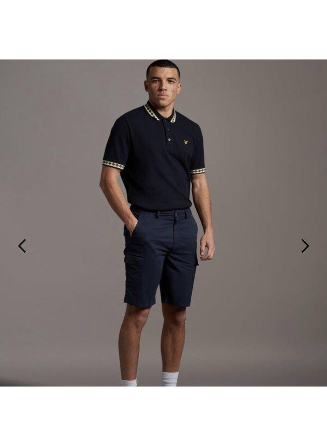 Cargo shorts - Dark navy
