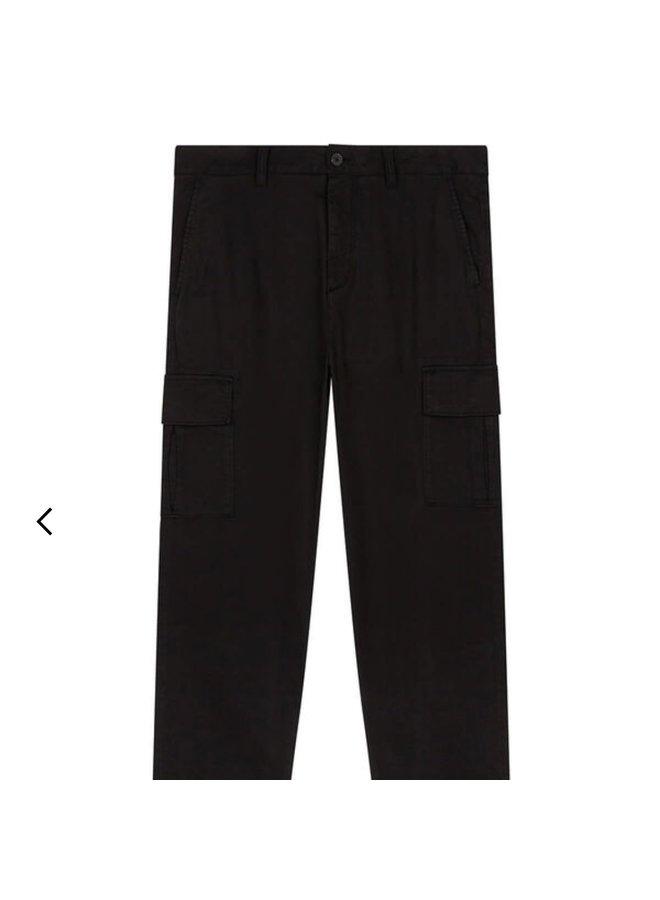 Cargo trouser - jet black
