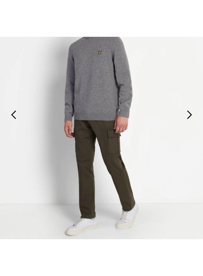 Cargo trouser - olive