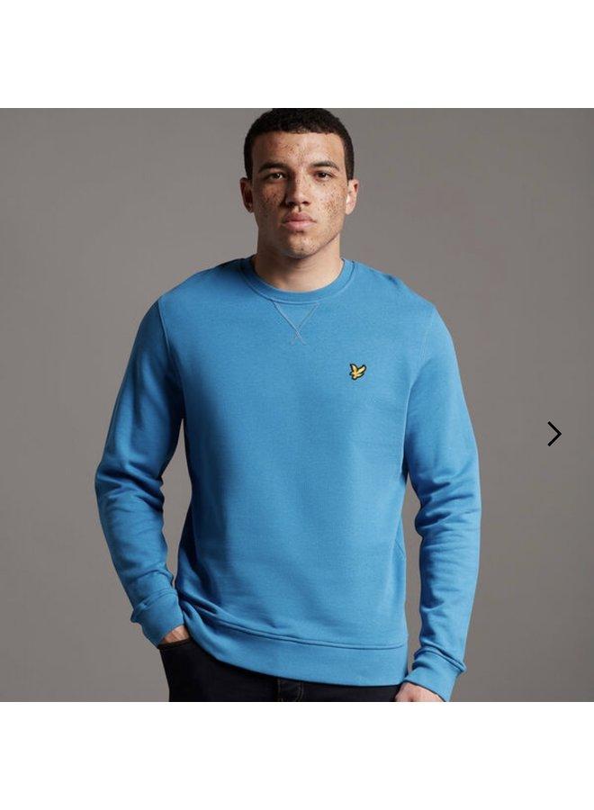 Crew neck sweatshirt - yale blue