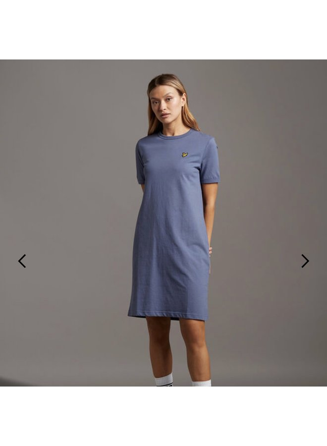 T-shirt dress - nighthade blue