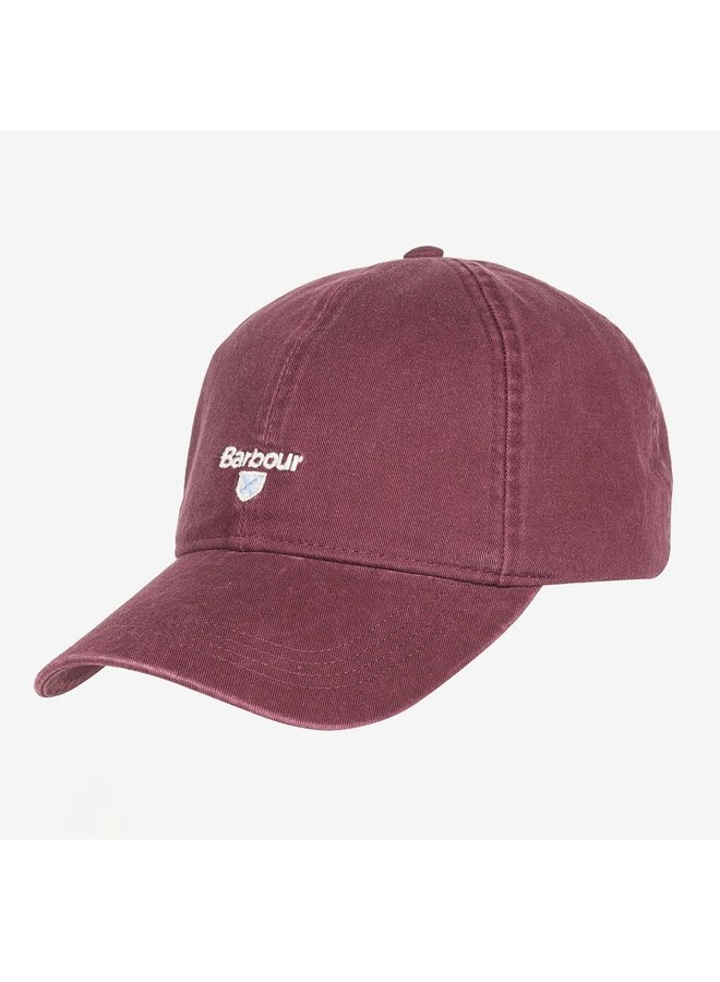 Cascade sports cap - winter red