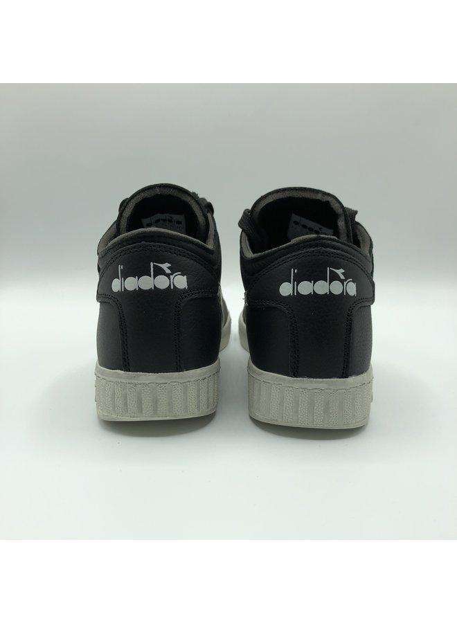 Game L waxed row cute - black