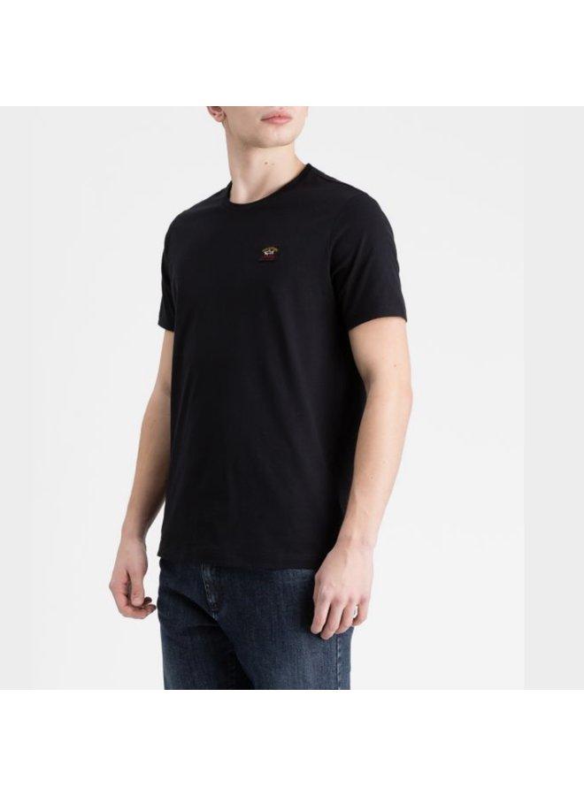 Organic cotton t-shirt - black