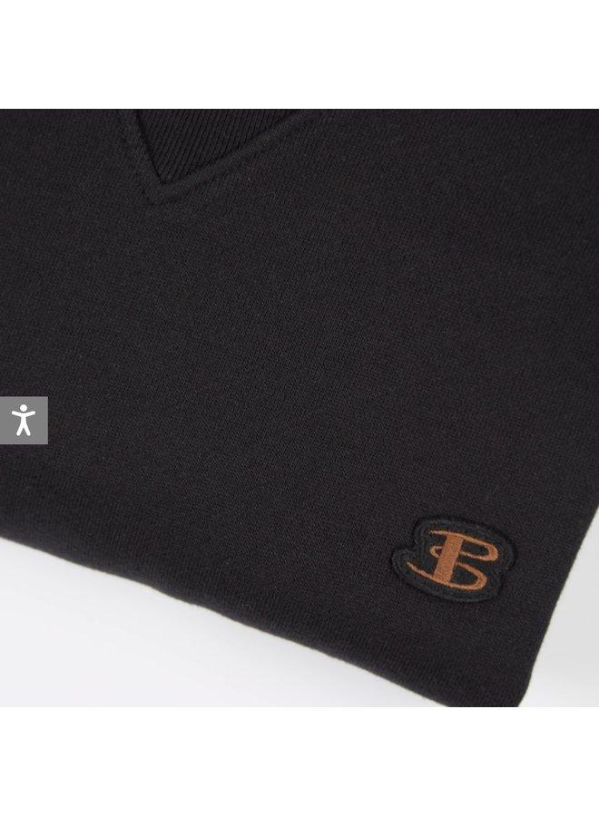 Loopback sweatshirt - black