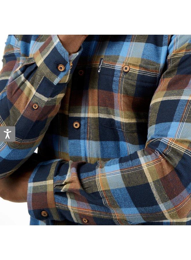 Bensherman shirt - dark blue