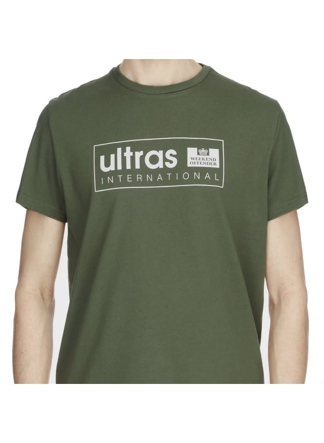 Ultras - green clay