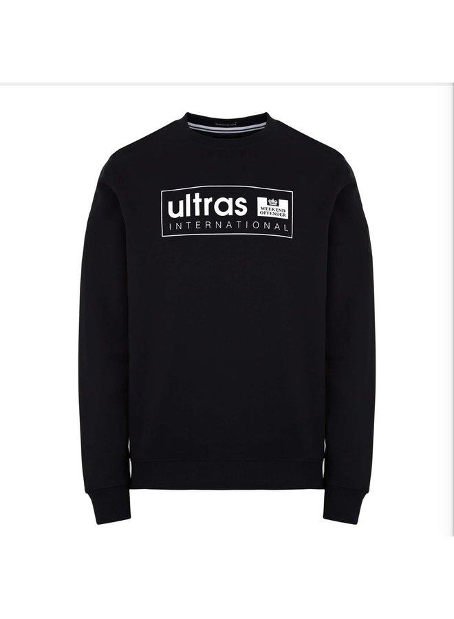 Ultras sweat - black