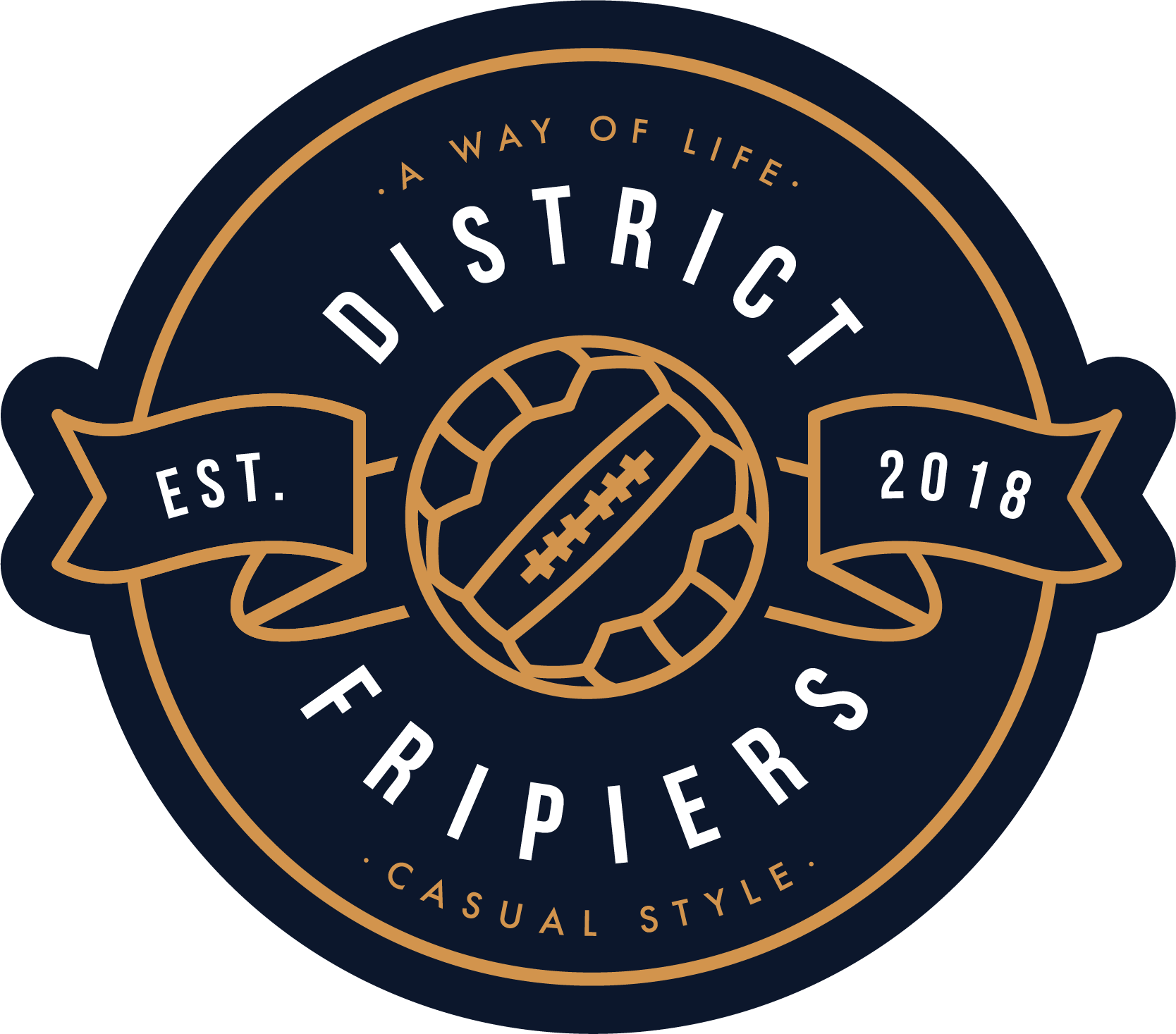 District Fripiers - Your casual style concept store