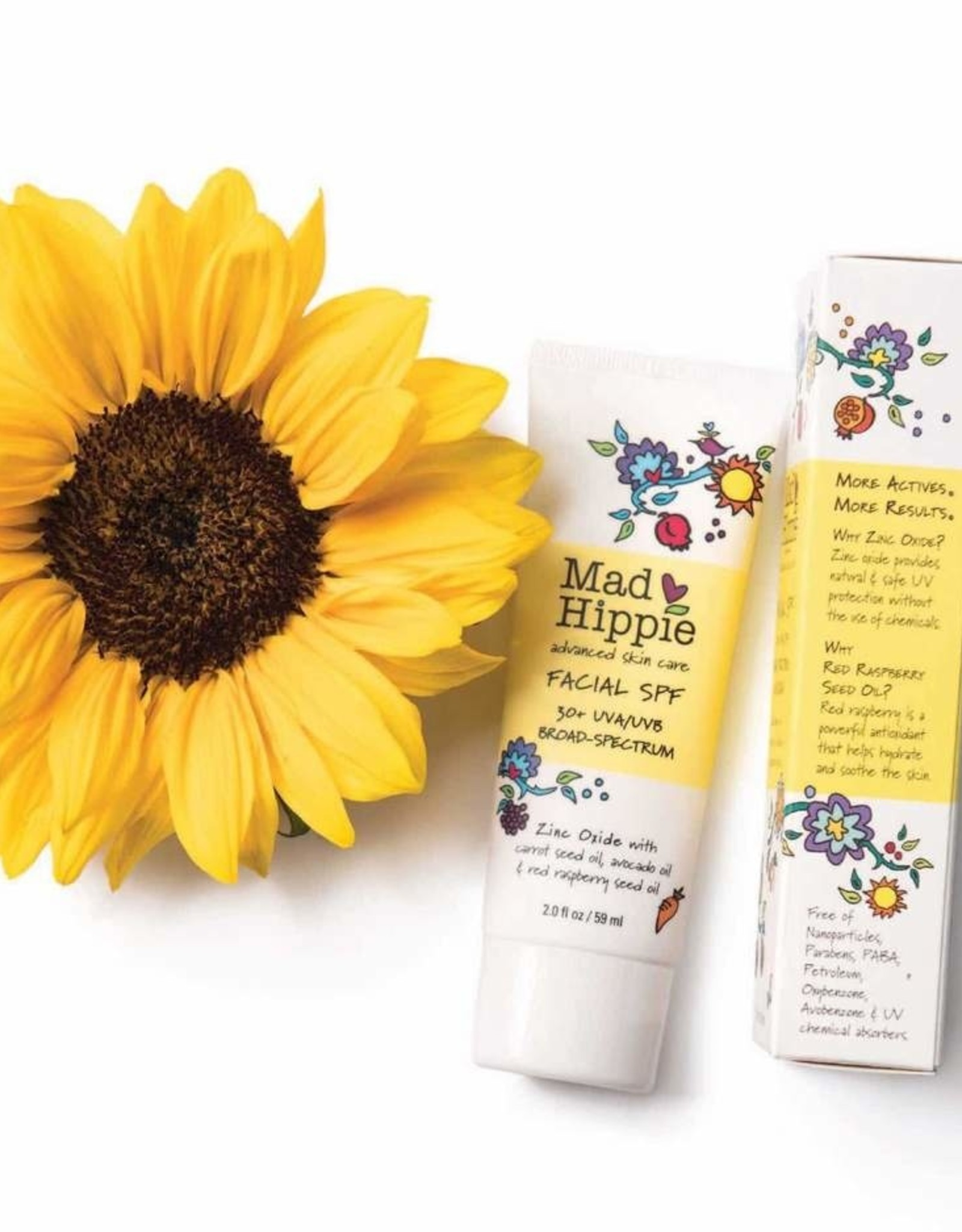 Mad Hippie Facial SPF  30 59ml