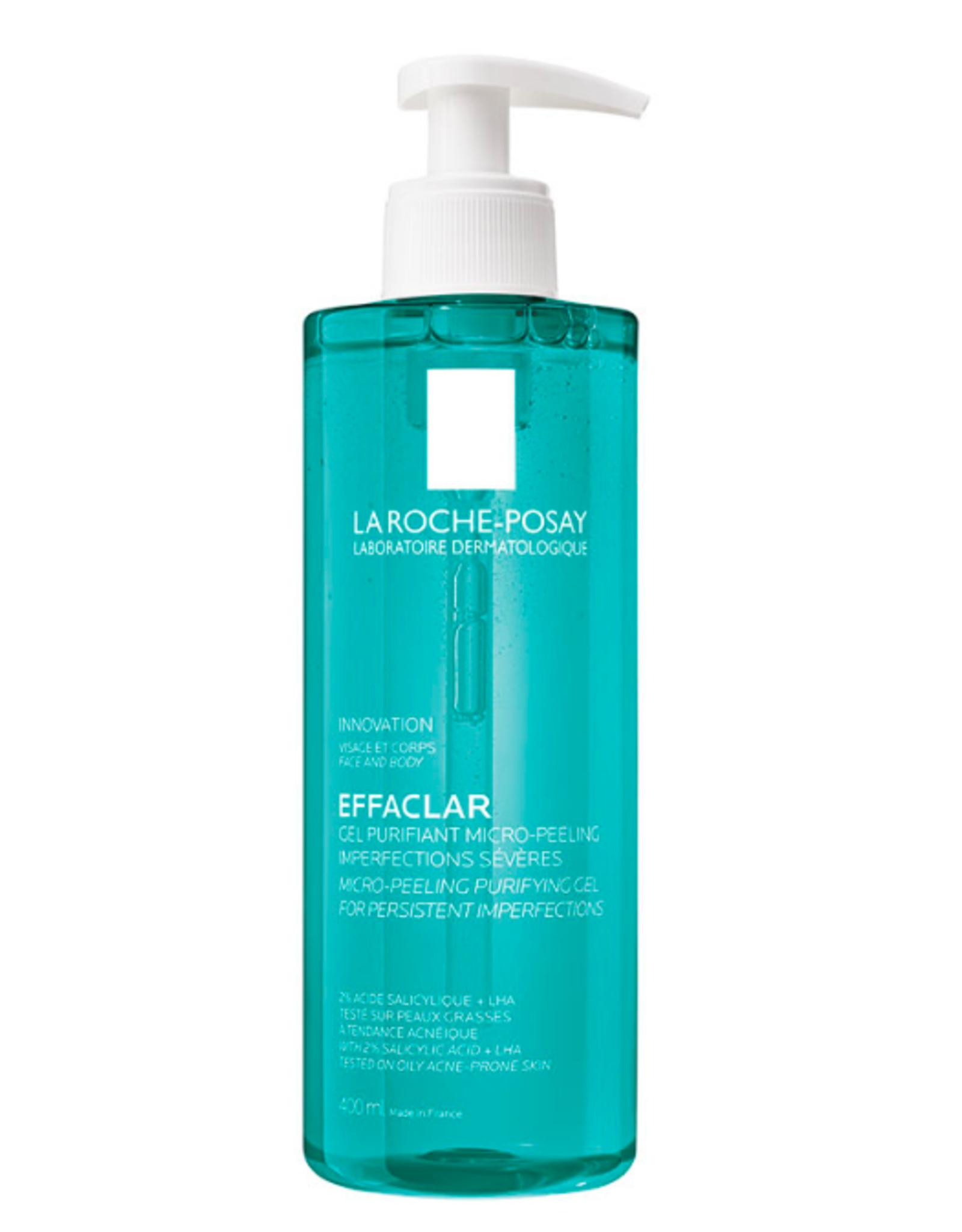 La Roche Posay Effaclar Zuiverende Micro-peeling Gel 400ml