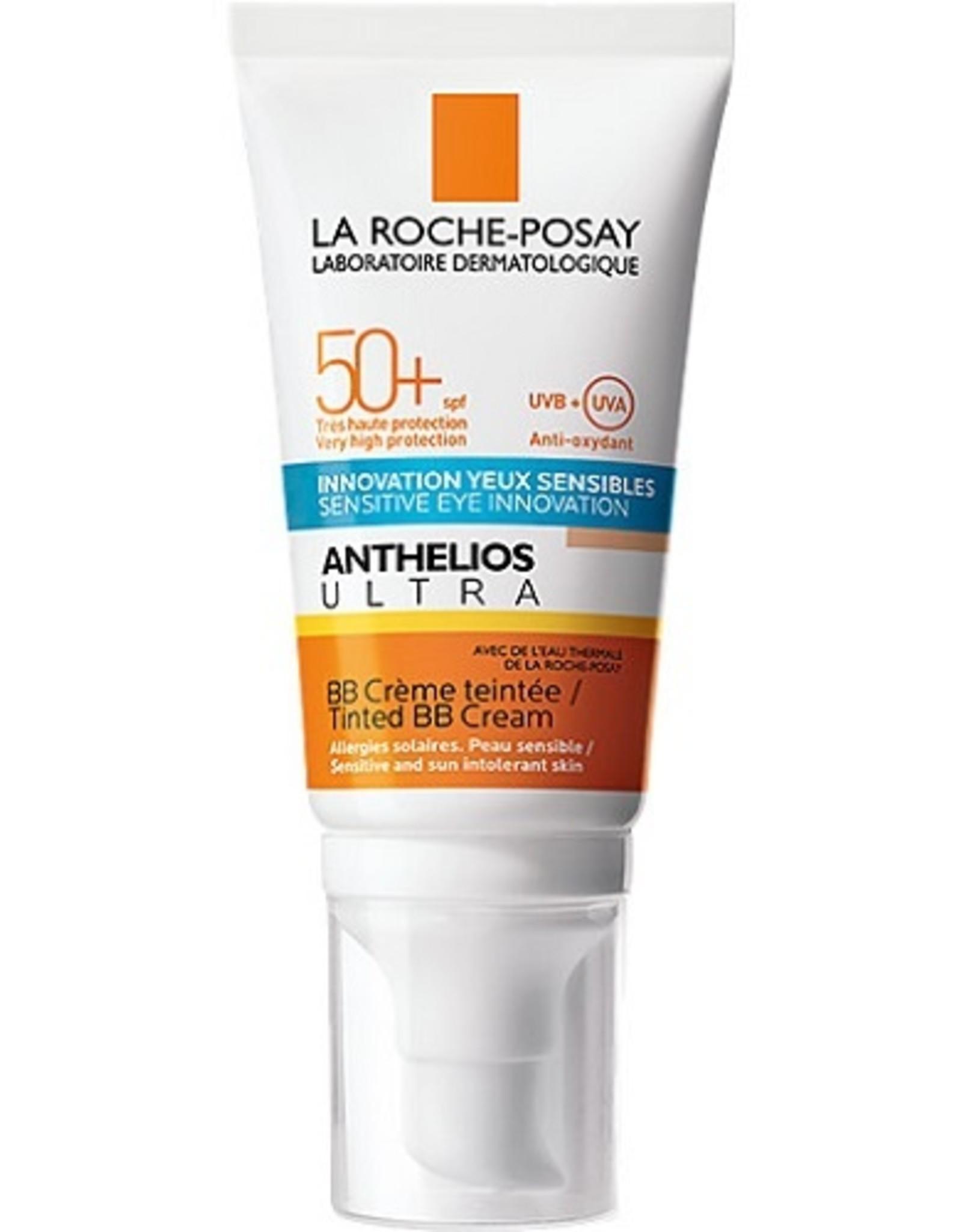 La Roche Posay Anthelios Ultra Getinte creme Gevoelige ogen SPF50+  50ml