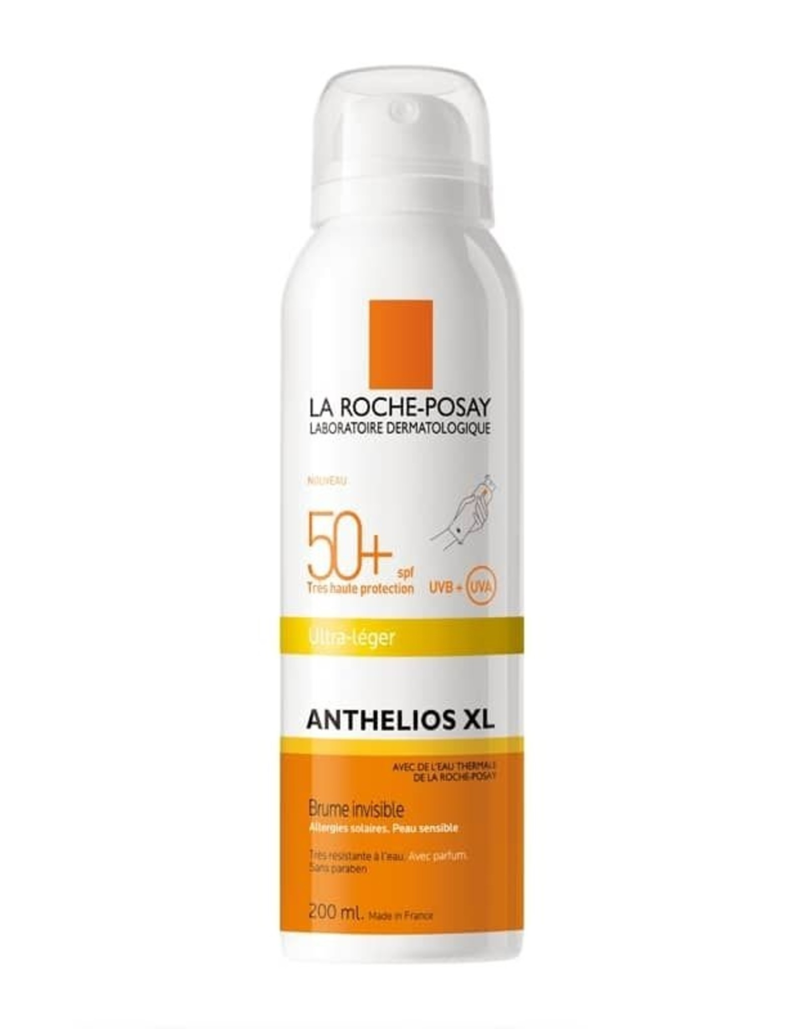 La Roche Posay Anthelios XL Lichaamsmist SPF 50 200ml