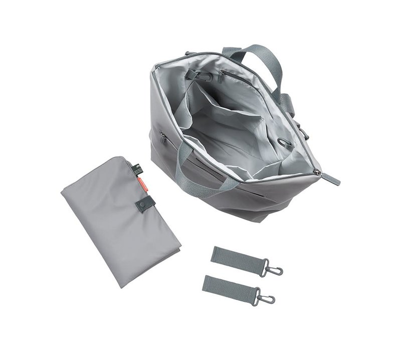 Changing backpack, grey