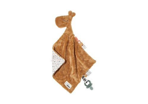 Done by Deer Comfort blanket, Raffi, mustard