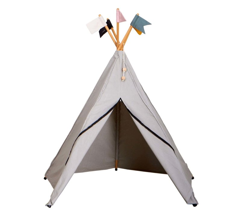 Hippie tipi play tent