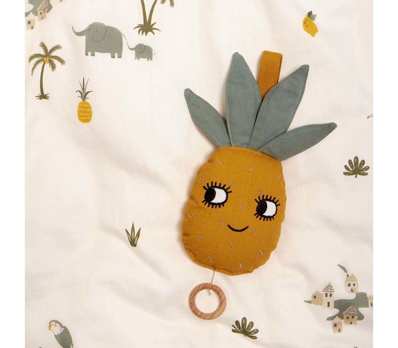 Pineapple Music Mobile