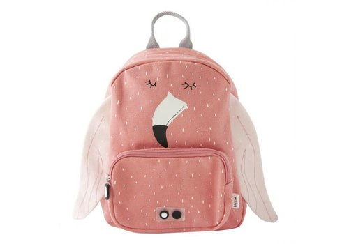 Trixie Backpack Mrs. Flamingo