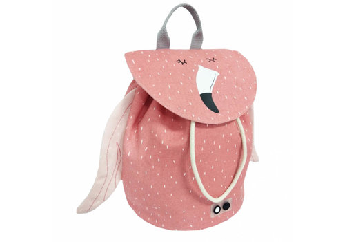 Trixie Backpack MINI - Mrs. Flamingo