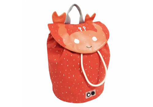 Trixie Backpack MINI - Mrs. Crab