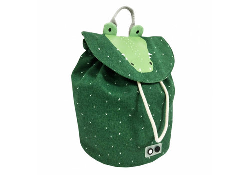 Trixie Backpack MINI - Mr. Crocodile