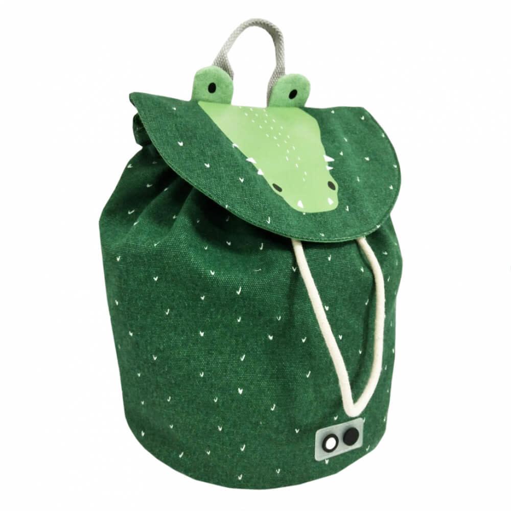 Trixie Backpack MINI - Mr. Crocodile