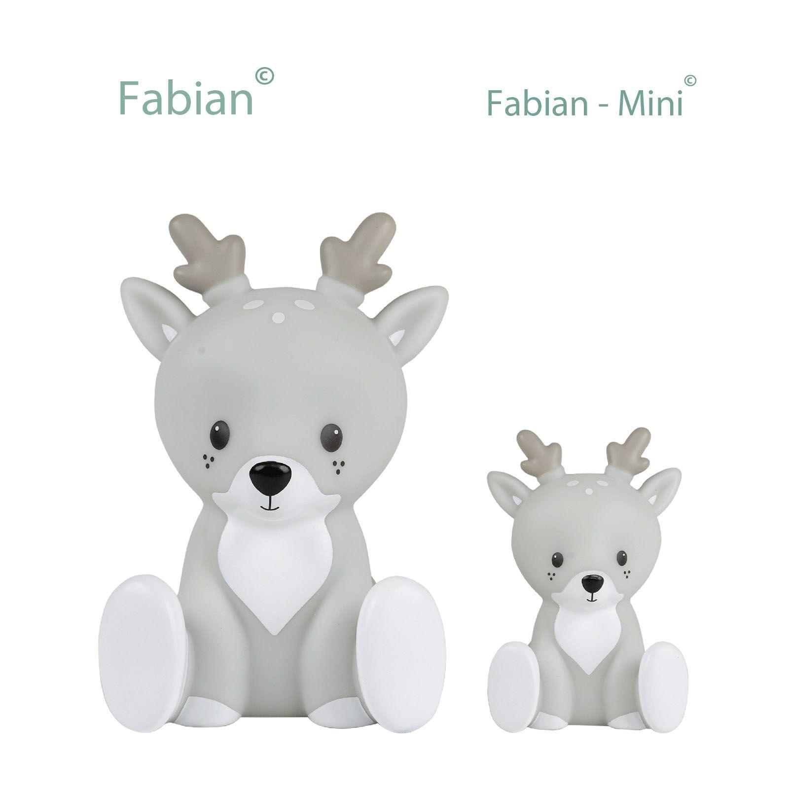 Flow Amsterdam Fabian mini – LED lampje