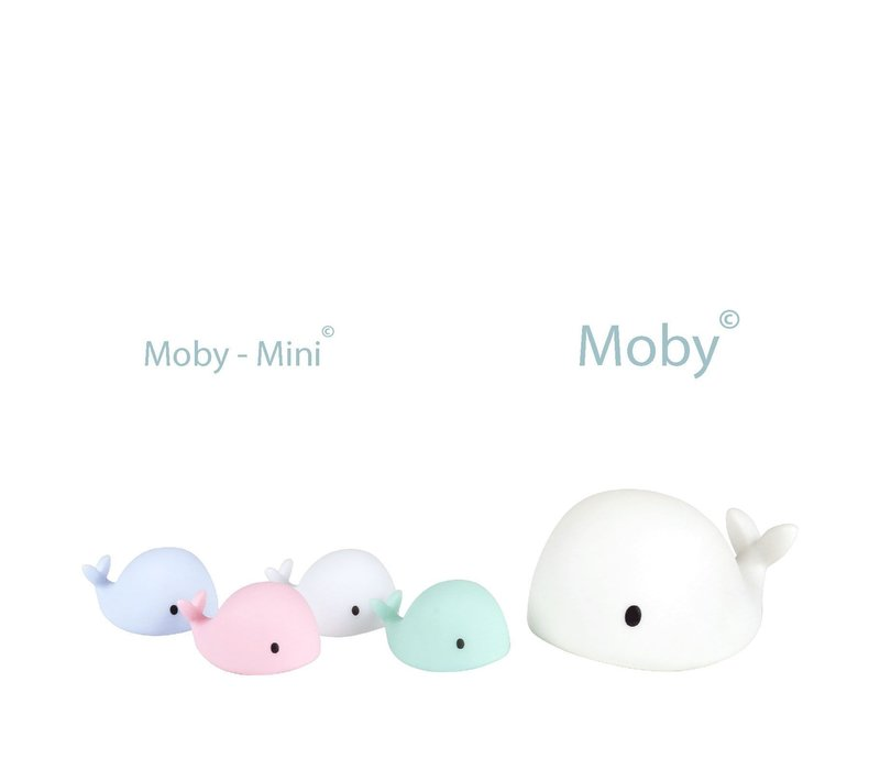 Moby mini – LED lampje
