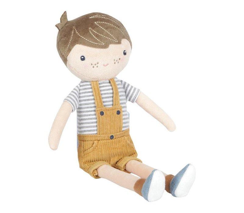 Knuffelpop Jim 35 cm