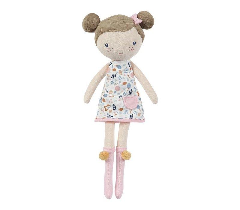 Knuffelpop Rosa 35 cm