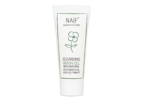 Naïf Cleansing Wash Gel - sample
