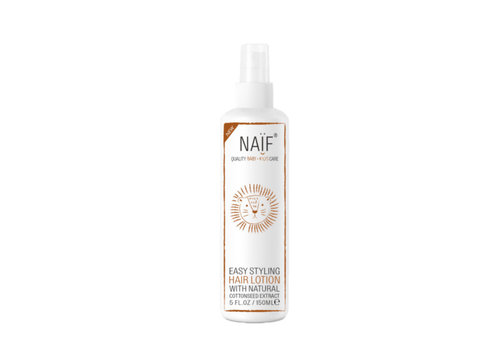 Naïf Easy Styling Hair Lotion