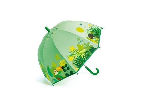 Djeco Jungle tropicale - paraplu