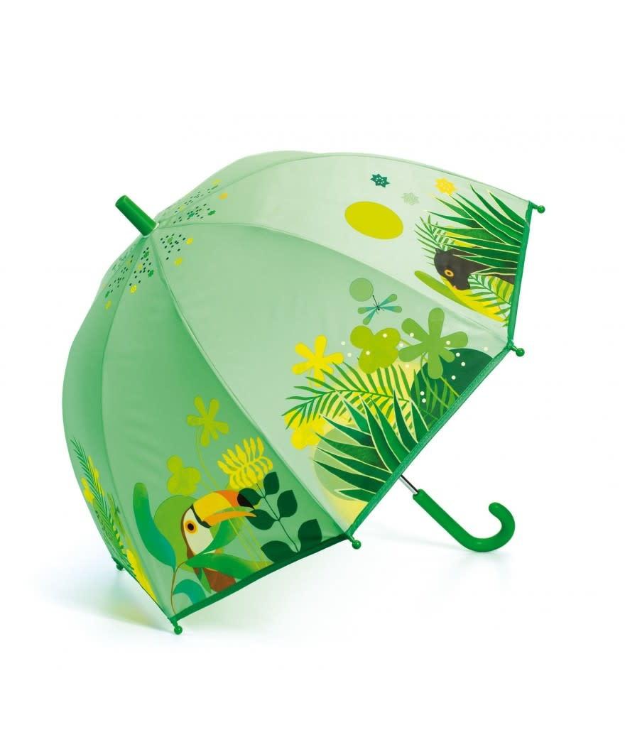 Djeco Paraplu - Jungle