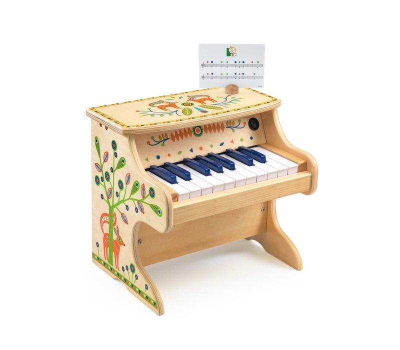 Piano électronique 18 clés