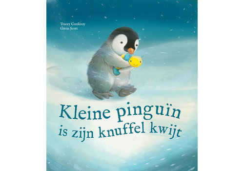 Veltman Uitgevers Kleine pinguïn is zijn knuffel kwijt
