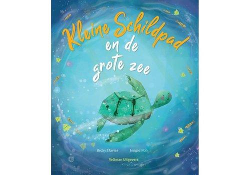 Veltman Uitgevers Kleine Schildpad en de grote zee