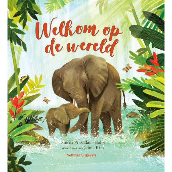 Veltman Uitgevers Welkom op de wereld